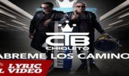 """Chiquito Team Band """"Ábreme los Caminos"""" Salsa 2018"""