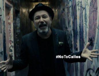 Rubén Blades – No te calles [OFFICIAL VIDEO]