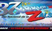 """ANUNCIAN OFICIALMENTE TODOS LOS DETALLES DE LA EDICIÓN #37 DEL """"DÍA NACIONAL DE LA ZALSA EDICIÓN PLATINO"""""""